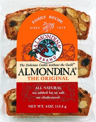 Almondina cookie review